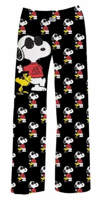 Joe Cool Snoopy Pajama Pants