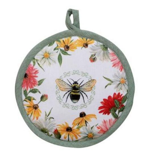 Kay Dee Pot Holder Floral Buzz