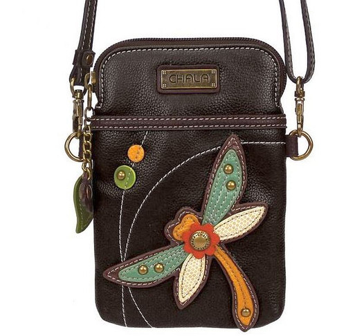 Dragonfly Cell Phone Xbodyby Chala Handbags