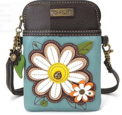 Daisy Cell Phone Xbodyby Chala Handbags