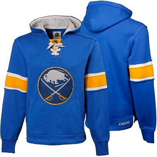 Buffalo Sabres Royal Blue Classic  Pullover Hoodie