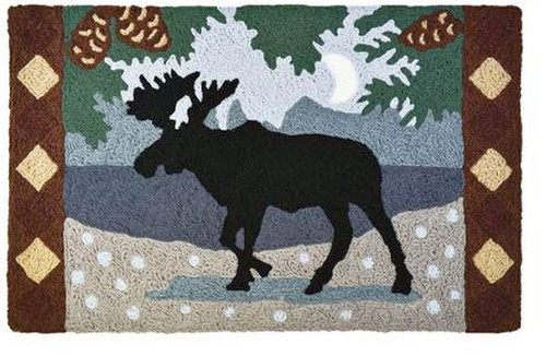 """Indoor/Outdoor Accent Rug Rug Size: 20"""" x 30"""" Rug Content: 100% Polyester"""