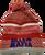 Bills Mafia Pom Knit Hat