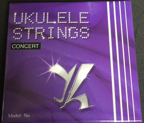 Concert Ukulele Strings by Allparts
