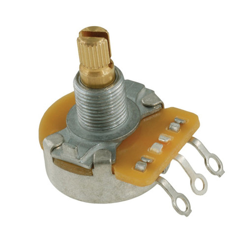 CTS 250K OHM Knurled Split Shaft Audio Potentiometer