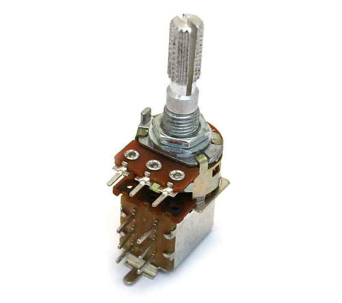 Bourns 250K Push-Pull Split Audio Pot