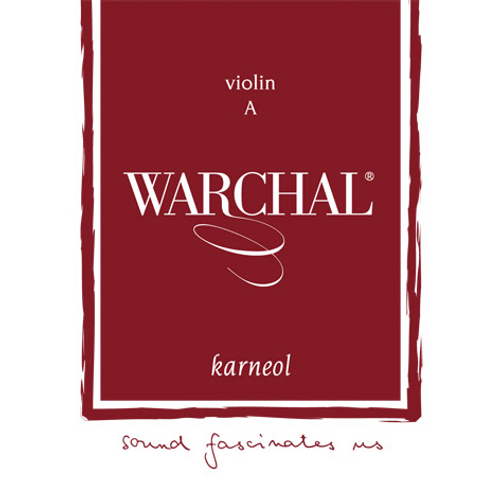 Warchal Violin Karneol Set 4/4