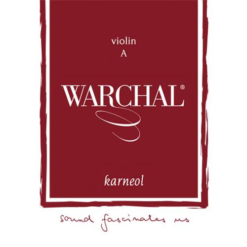 Warchal Violin Karneol Set 4/4