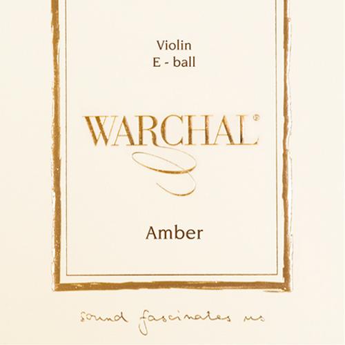 Warchal Violin Amber Set 4/4
