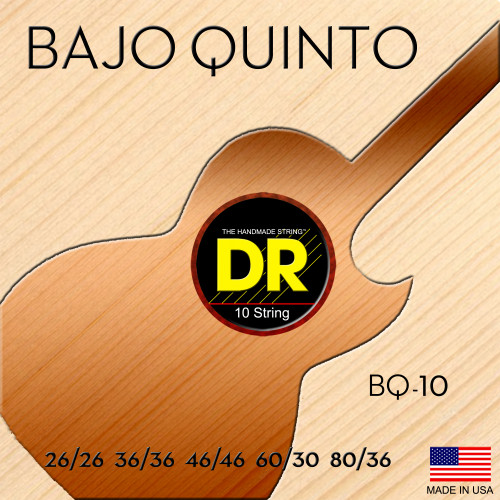 Bajo Quinto Strings BQ-10 26/26, 36/36, 46/46, 60/30, 80/36