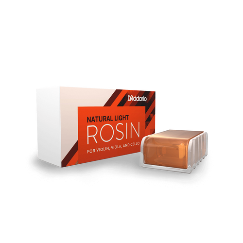 D'Addario Natural Rosin Light