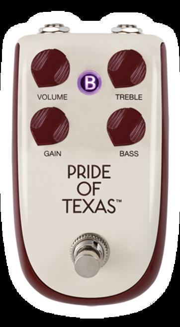 Danelectro  Billionaire Pride of Texas Overdrive Pedal