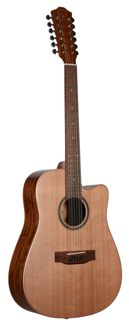 Teton Guitar STS105CENT-12 Front View