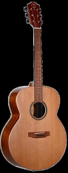 Teton Acoustic Guitar STJ105NT Front View