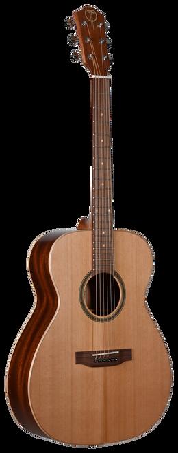 Teton Acoustic Guitar STG105NT Front View