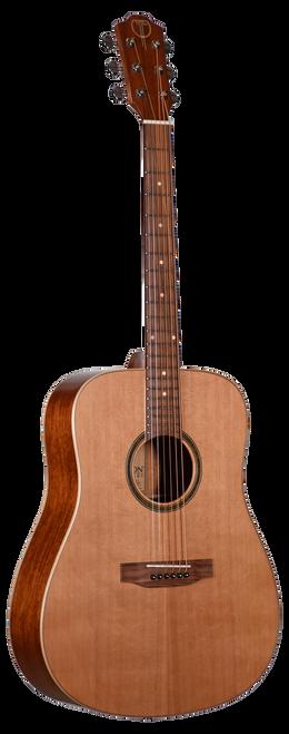 Teton Acoustic Guitar STS105NT-L Front View