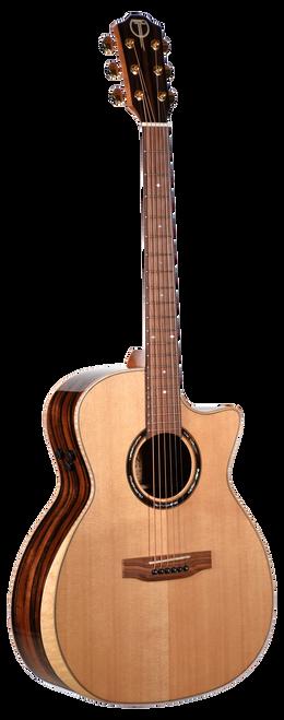 Teton Acoustic Guitar STA180CENT-AR Front View
