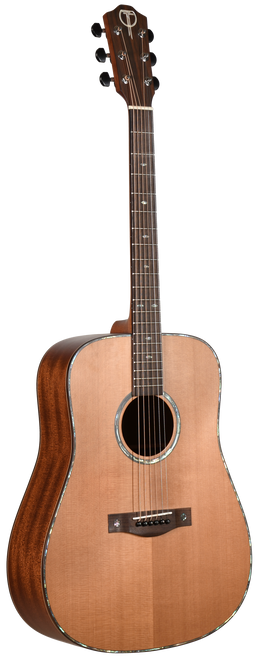 Teton Acoustic Guitar STS205NT Front View