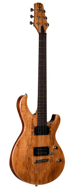 Teton Electric Guitar M1630SM Front View