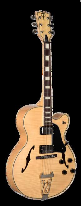 Teton Electric Guitar F1433FM Front View