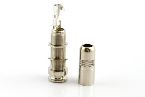 Switchcraft End Pin Jack, 3 Conductor