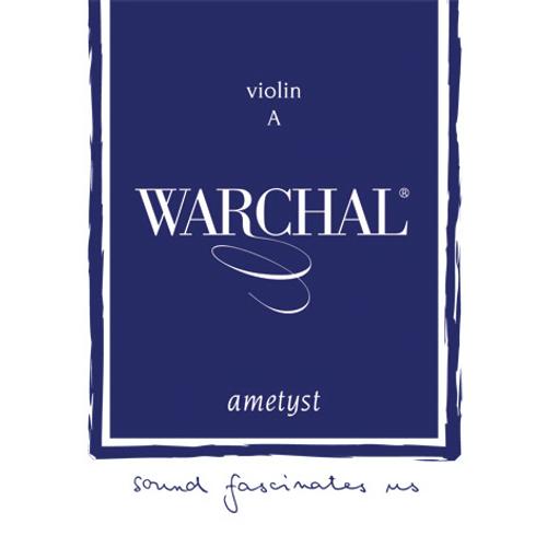 Warchal Violin Ametyst Set 1/2 size, Ball-End E