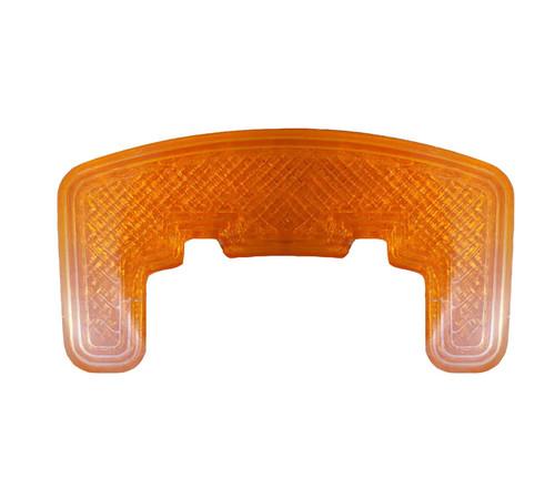 3D Sound Violin Mute Dual-Tone Amber Orange