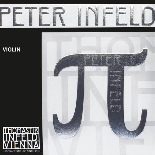 Peter Infeld Violin Set Tin E 4/4