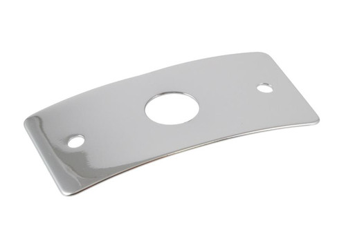 Chrome Jackplate for Danelectro Guitars