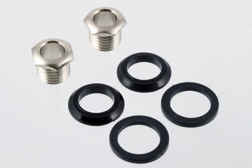 Nuts and Washers for Plastic Jacks