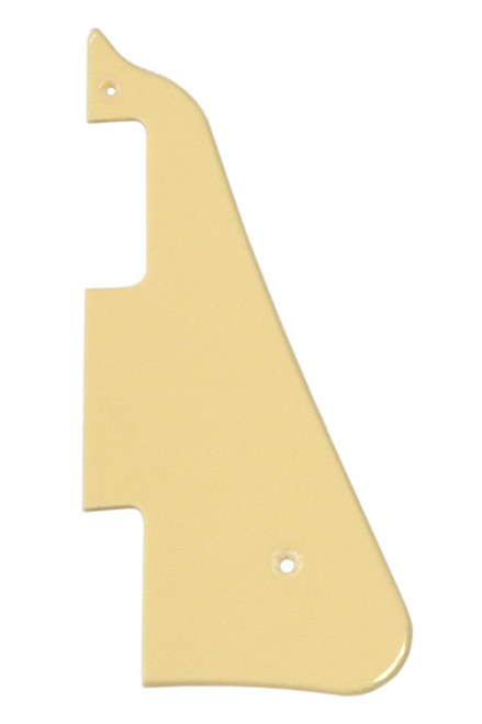 Gibson Les Paul Pickguard Cream 1 Ply