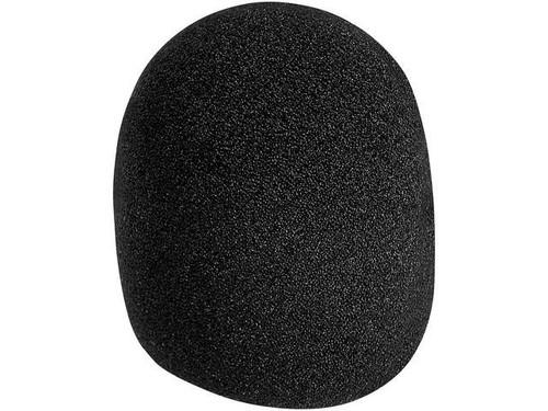 Foam Microphone Windscreen Black