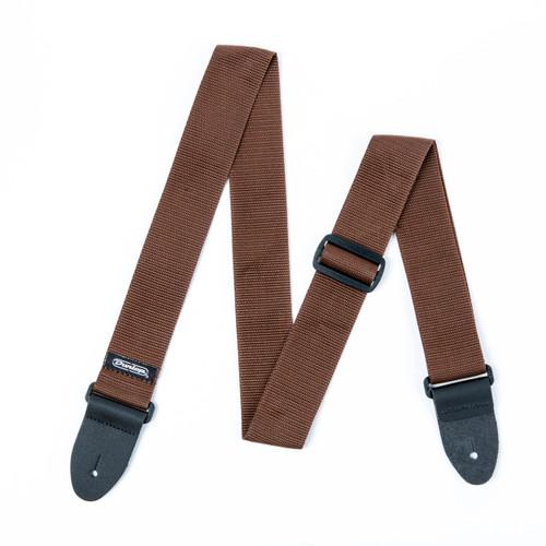 Dunlop Poly Brown Strap