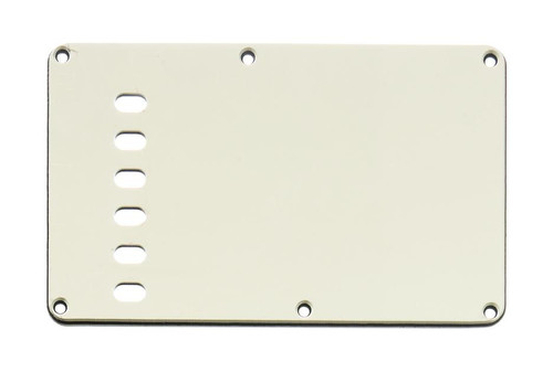 Mint Green 3-ply Tremolo Spring Cover Backplate