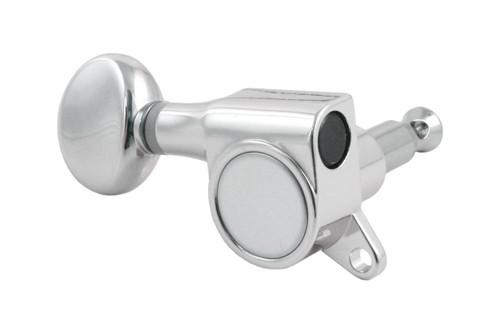 Tuning Keys Chrome Economy 6-In-Line Left Handed