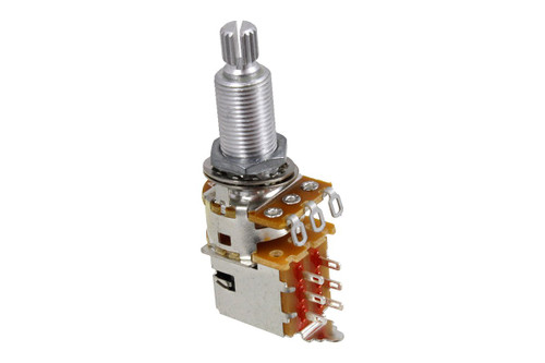 500K 3/4 in. Push Pull Audio Potentiometer