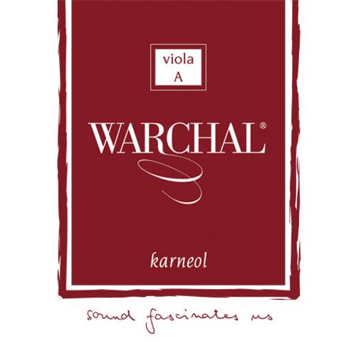 Warchal Viola Karneol Set Large