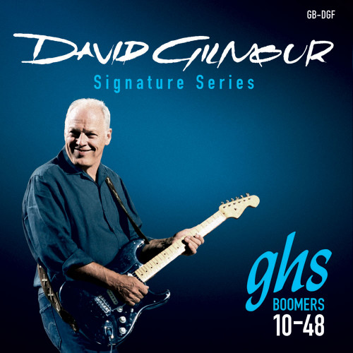 GHS Boomers David Gilmour Signature Series Blue 10-48