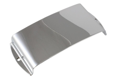 Precision Bass Pickup Cover Chrome