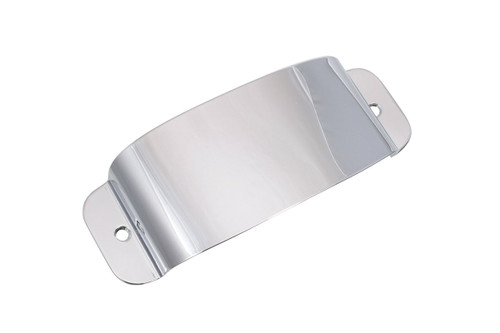Jazz Bass Pickup Cover Chrome