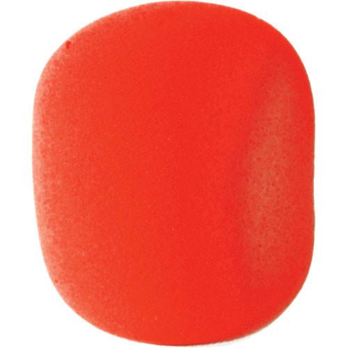 Foam Microphone Windscreen Red