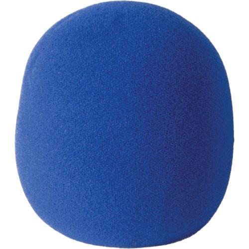 Foam Microphone Windscreen Blue