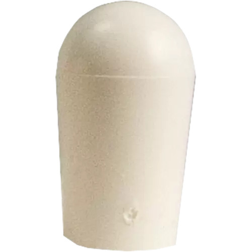White Switch Tip - Switchcraft, for Gibson Pickup Selectors