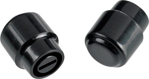 Fender Telecaster Barrel Switch Tip Black Standard