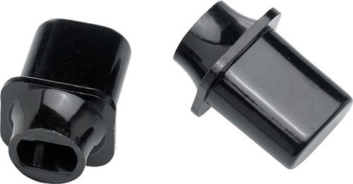 Fender Pure Vintage Telecaster Top Hat Switch Tip Black Standard