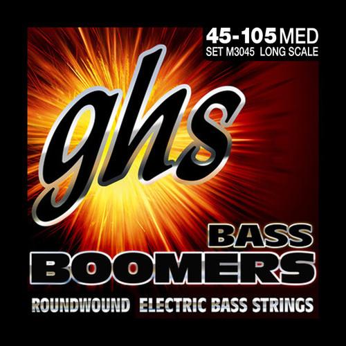 GHS M3045 Bass Boomers Medium 45 - 105