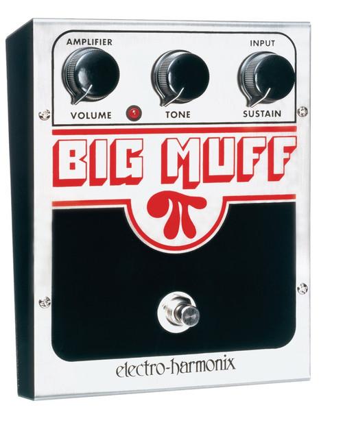 Electro-Harmonix Big Muff Pi Fuzz / Distortion / Sustainer