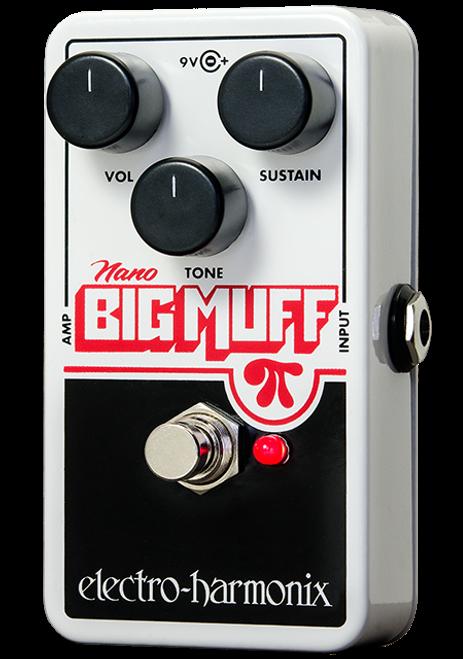 Electro-Harmonix Nano Big Muff Pi Fuzz / Distortion / Sustainer