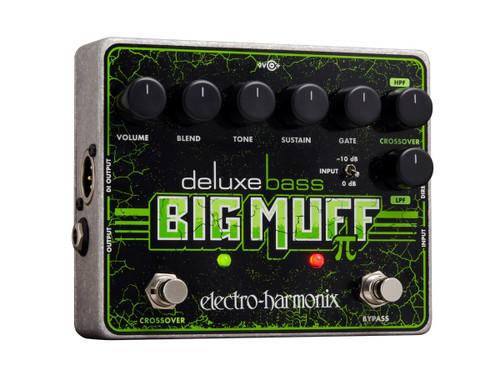 Electro-Harmonix Deluxe Bass Big Muff Pi Fuzz / Distortion / Sustainer
