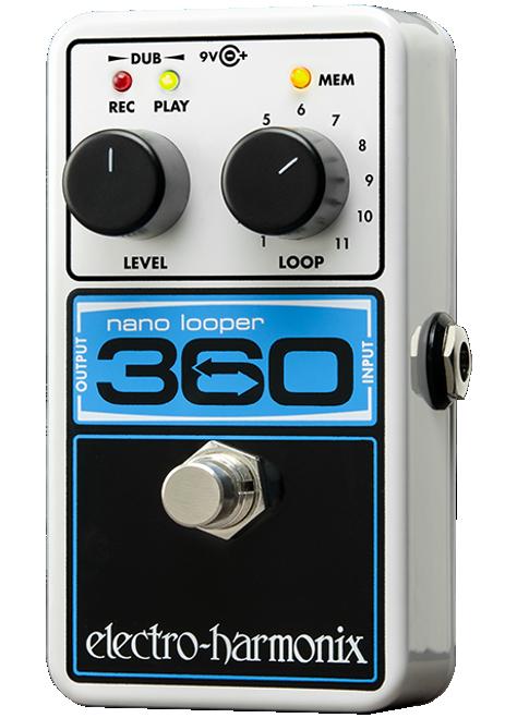 Electro-Harmonix Nano Looper 360 Looper